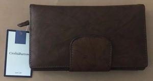 Croft & Barrow Women's Leather Wallet for Sale in Midlothian, VA