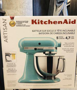 KitchenAid artisan mixer for Sale in Niederwald, TX