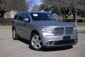 2015 Dodge Durango for Sale in  Richardson, TX