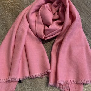 Pink Silk and Wool Gucci Scarf 70x24 Inches for Sale in Chino, CA