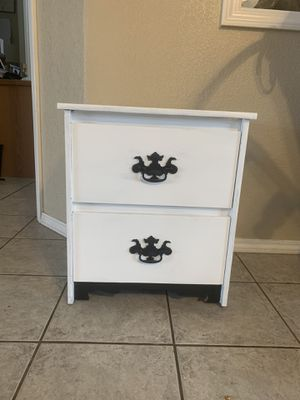 Newly painted side dresser for Sale in Visalia, CA