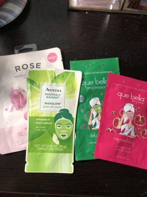 Face masks bundle for Sale in Garden Grove, CA