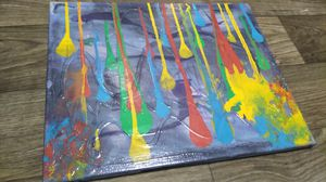 Abstract Drippy Goodness(Medium Size) for Sale in Washington, DC