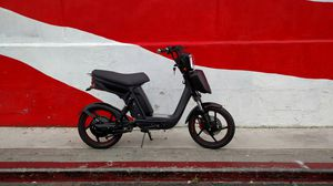 Electric Bicycle Moped 48V 20AH Lithium 500 W for Sale in San Diego, CA