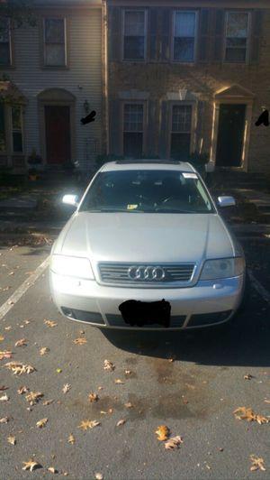 2001 Audi 2.7t Awd for sale & trade suv for Sale in Fredericksburg, VA