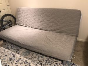 IKEA futon sleeper sofa with washable cover for Sale in Issaquah, WA