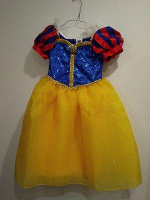 Snow White Dress Size 5/6 for Sale in Santa Ana, CA