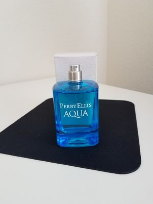PERRY ELLIS AQUA EAU DE TOILETTE 100 ml for Sale in Westchase, FL