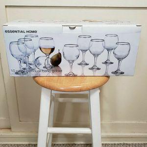 Wine Glasses 🍷 for Sale in Coronado, CA