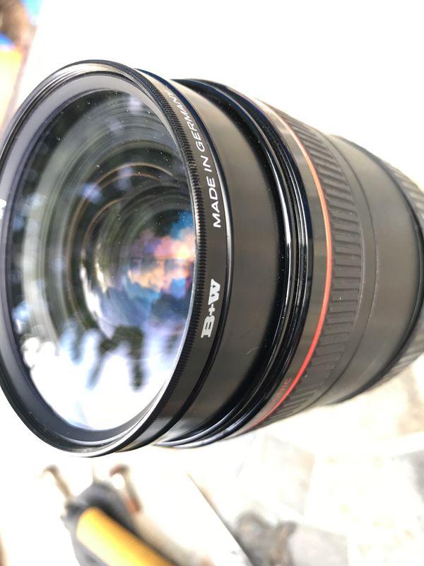 Canon (L) Lens ...VERY RARE (28-80mm f2.8-4) SHARP IMAGE