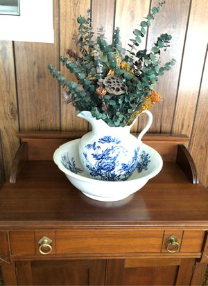 Vintage picture and bowl for Sale in Halifax, MA