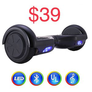 Cheap Hoverboards with led lights perfect working condition factory clearance sale for Sale in Murrieta, CA