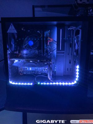RGB Gaming pc for Sale in Bedford Park, IL