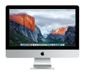 Apple iMac A1311 Core i3 All in One Desktop Computer OSX WiFi DVDRW Webcam HDMI 20.5 inches Screen Size 100% Tested for Sale in New York, NY