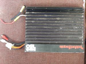Rockford fosgate 150 Amp for car stereo system for Sale in Denver, CO