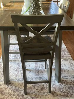 Counter Height Dining Table W/4 Chairs for Sale in Pittsburgh,  PA