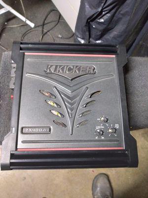 KICKER 400.1 amplifier for Sale in Imperial Beach, CA