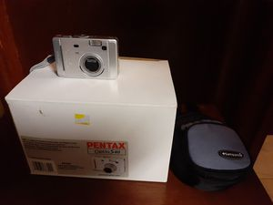 Pentax Optio S40 Digital Camera for Sale in Trappe, MD