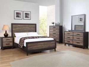 Queen Bedroom set new for Sale in Sterling, VA