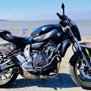 Yamaha FZ07 2017 Clean Title for Sale in Fremont, CA