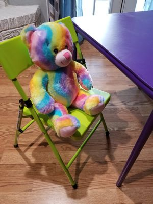 Rainbow build a bear for Sale in Fort Worth, TX