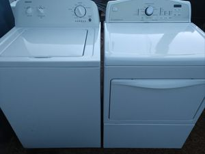 """""""MIX MATCH"""" WASHER & ELECTRIC DRYER KING SIZE CAPACITY for Sale in Phoenix, AZ"""