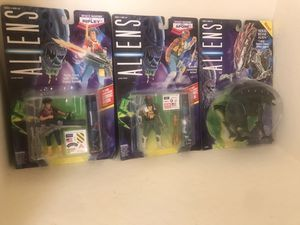 Alien, collection, collectibles, aliens, Ripley, space marine, Kenner, toys for Sale in Litchfield Park, AZ