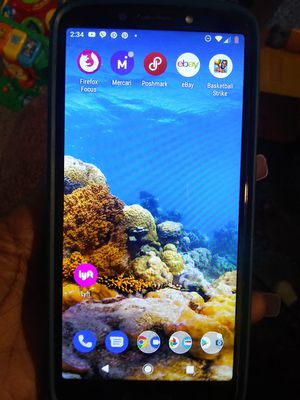 Motorola boost for Sale in Cleveland, OH