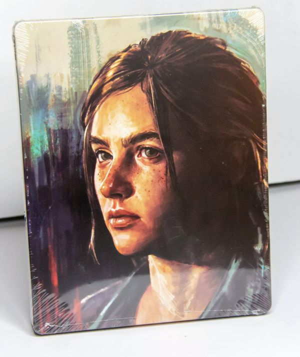 The Last of Us Part 2 Limited Collector's Steelbook with Game!
