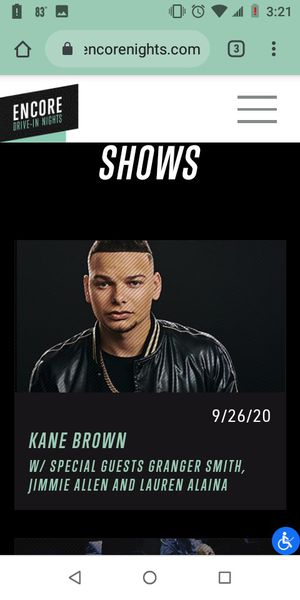 Tonight KANE BROWN tickets for Sale in Riverside, CA