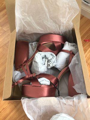 Zara platform shoes for Sale in West Hollywood, CA