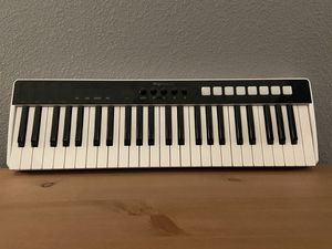 iRig Keys I/O 49 MIDI + Built in audio interface! for Sale in Peoria, AZ