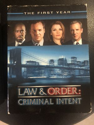 Law & order DVD 1st season collectible for Sale in Fort Myers, FL