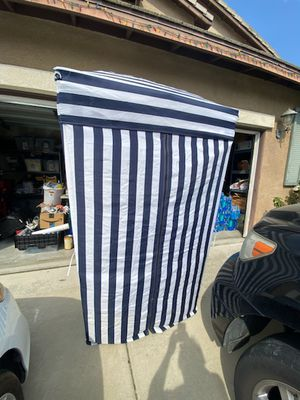 Canopy Changing Room for Sale in Corona, CA