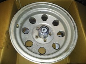 Jeep wheels 15in for Sale in Haines City, FL