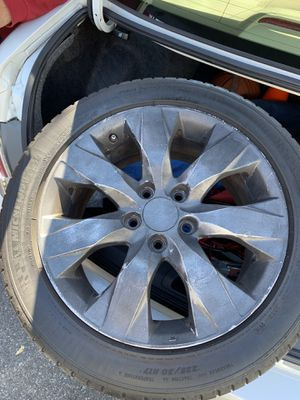 08 Honda Accord 8th gen stock 17' rims for Sale in The Bronx, NY