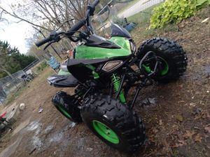 125cc Coolster ATV (Running )$450 firm for Sale in Dallas, TX
