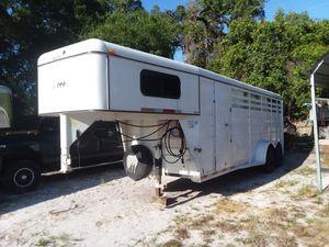 Cm 3 slant gooseneck trailer for Sale in Orlando, FL