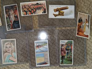 1911 rare tobacco cards yes they are original. $29 for Sale in Winston-Salem, NC