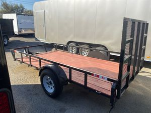 6.5x12x1 UTILITY TRAILER RZR for Sale in Bloomington, CA