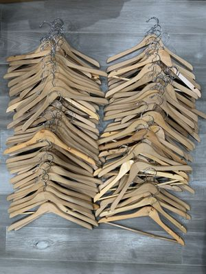 135 Wood Hangers for Sale in San Francisco, CA