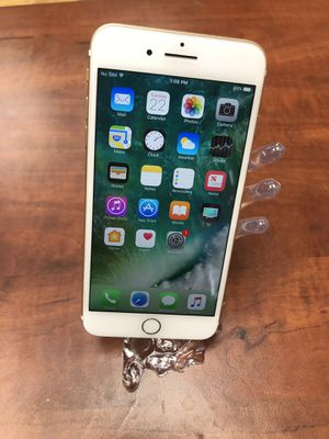 Gold apple iPhone 7 Plus 32Gb Unlocked works worldwide excellent condition for Sale in Union City, CA