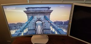 """Samsung 32"""" Curved Monitor $100 for Sale in Los Angeles, CA"""