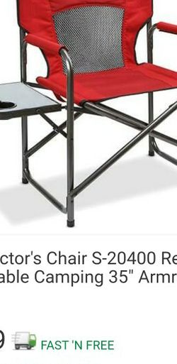 Heavy Duty Directors Folding Chair NEW for Sale in Hacienda Heights,  CA