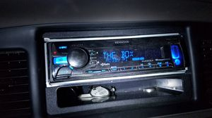 Kenwood kdc-x498 car stereo. Works great - aux- USB. for Sale in Seattle, WA