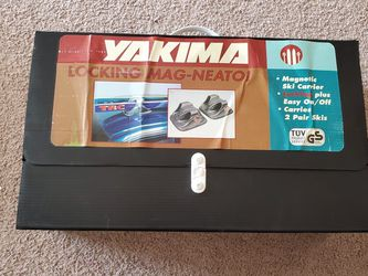 Magnetic Ski Carrier for Sale in Yakima,  WA