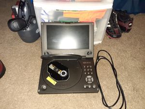 Portable DVD player for Sale in Auburn, IN