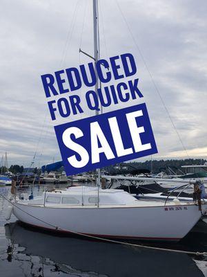 Ranger 26 Sailboat for Sale in Bellevue, WA