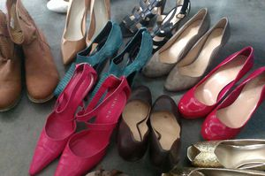 Women's shoes, sizes 9.5-11 for Sale in Austin, TX