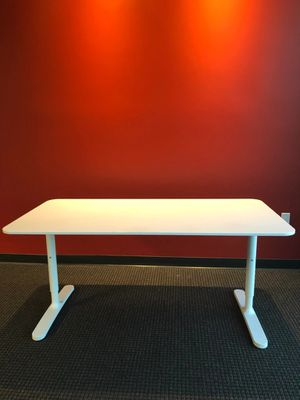 IKEA BEKANT WHITE DESK... LIKE NEW for Sale in San Diego, CA
